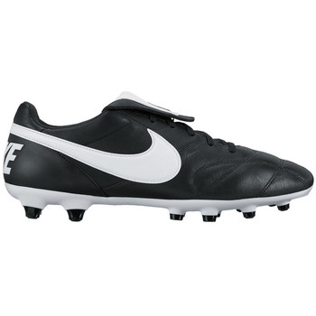 Chaussures Homme Football Nike The  Premier II FG Schwarz