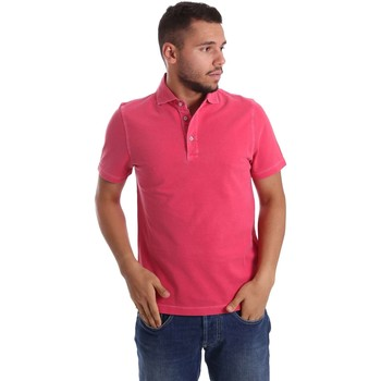 Vêtements Homme Polos manches courtes Marina Yachting YMM8005450-C0276 Polo Man Rose Rose