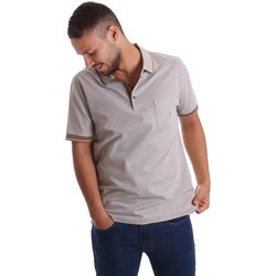Vêtements Homme Polos manches courtes Navigare NV72007 Polo Man Beige Beige