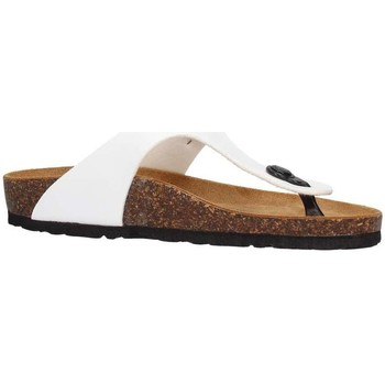 Chaussures Femme Tongs Gold Star 1830 Tong Femme blanc blanc