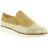 Chaussures Femme Slip ons Top Way B719403-B7200 Gold