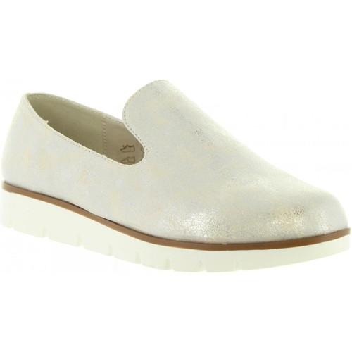 Chaussures Femme Mocassins Top Way B719391-B7200 Plateado
