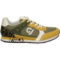 Chaussures Homme Baskets basses Gaudi V71-65101 Sneakers Man Verde Verde