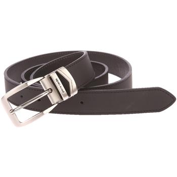 Accessoires textile Homme Ceintures Pierre Cardin - ceinture noir