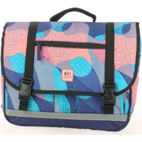 Sacs Enfant Cartables Rip Curl Cartable  40cm Camo Satchel Bleu Motif