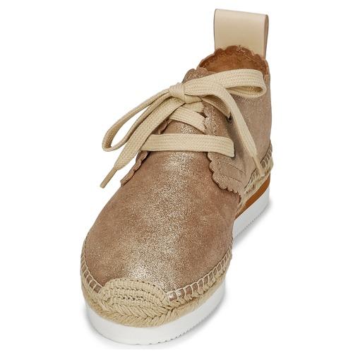 See By Espadrilles Sb30222 Chloé Doré Chaussures Femme QdCoWreExB