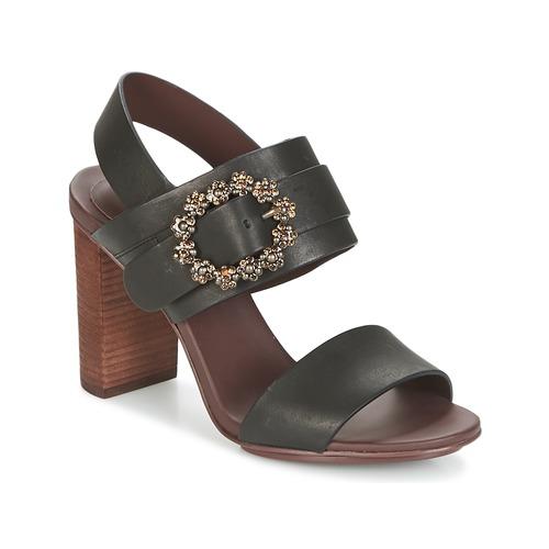 Chaussures Femme Sandales et Nu-pieds See by Chloé SB30123 Noir