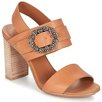 Chaussures Femme Sandales et Nu-pieds See by Chloé SB30123 Camel