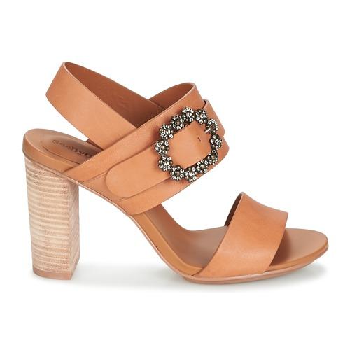 Sandales Sb30123 Nu Camel Chaussures Femme Et By pieds See Chloé QCthrdxs