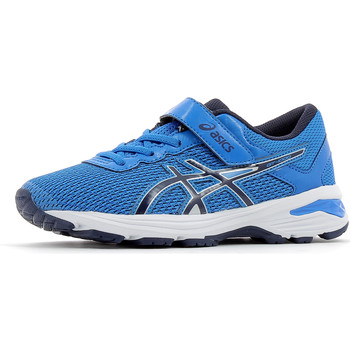 Chaussures Enfant Running / trail Asics GT 1000 6 PS Directoire Blue/Peacoat/Silver