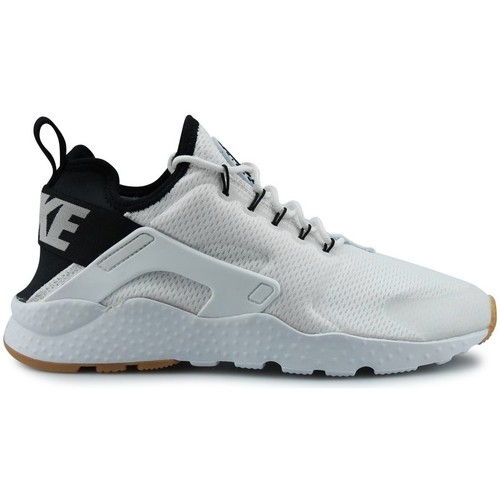 Chaussures Femme Baskets basses Nike Wmns  Air Huarache Run Ultra Blanc Blanc