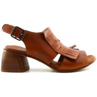Chaussures Femme Sandales et Nu-pieds Moma 49704 Marron