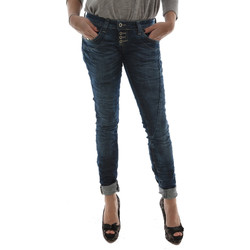 Vêtements Femme Jeans slim Please p68c bleu