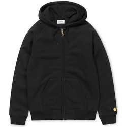Vêtements Homme Sweats Carhartt Hooded Chase Jacket Noir