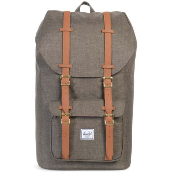 Sacs Sacs à dos Herschel Little America Canteen  / Tan Synthetic Leather
