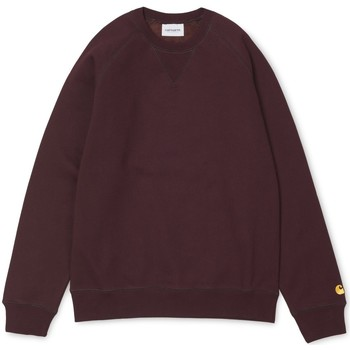 Vêtements Homme Sweats Carhartt Chase Sweatshirt Bordeaux