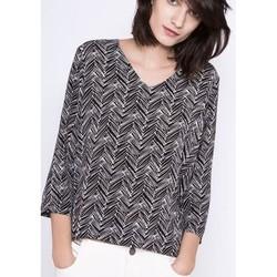 Vêtements Femme Chemises / Chemisiers Suncoo LIZZIE Noir