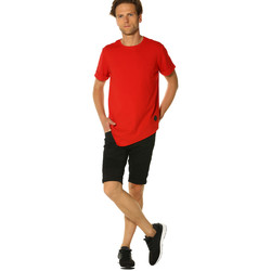 Vêtements Femme T-shirts manches courtes Project X T-shirt HOMME - TSHIRT 88161116_RED Rouge