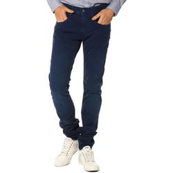 Vêtements Femme Jeans droit Replay Jeans HOMME - ANBASS M9148005222.030_9.5 OZ STRETCH BULL DENIM Bleu