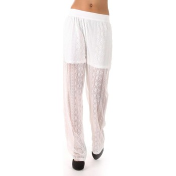 Pantalon Pomme Passion Pantalon large en dentelle Hippie