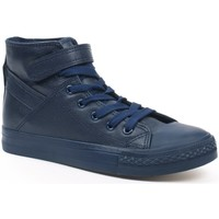 Chaussures Femme Baskets montantes Pomme Passion Baskets montantes classiques Madelaine Marine