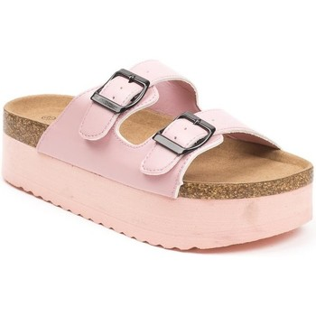 Chaussures Femme Mules Pomme Passion Mules à plateforme Maggy Rose
