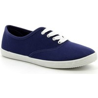 Chaussures Femme Baskets basses Pomme Passion Chaussure femme Basket VICKY Marine
