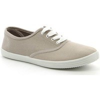 Chaussures Femme Baskets basses Pomme Passion Chaussure femme Basket VICKY Beige