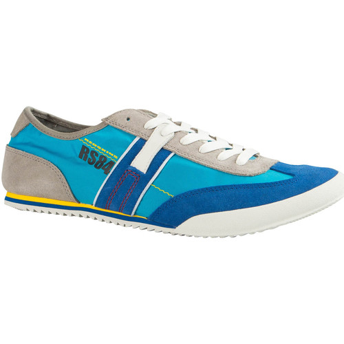 Chaussures Homme Baskets basses Redskins Chaussures Homme Basses Gatigny  Gris Turquoise Gris