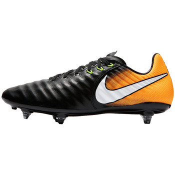 Chaussures Homme Football Nike Tiempo Legacy III SG Schwarz