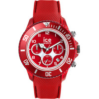 Montres & Bijoux Homme Montres Analogiques Ice Watch Montre  Ice Dune IW14219 - Montre Chronographe Silicone Rouge Ho