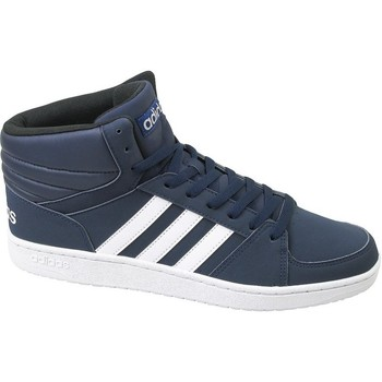 Chaussures Homme Baskets montantes adidas Originals VS Hoops Mid Bleu marine