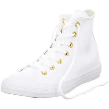 Chaussures Baskets montantes Converse CT AS HI Blanc