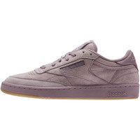 Chaussures Baskets basses Reebok Classic Club C 85 SG Purple
