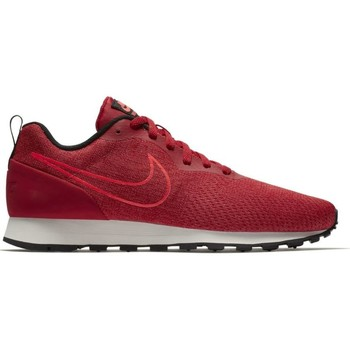 Chaussures Homme Baskets basses Nike Men's  MD Runner 2 ENG Mesh Shoe ROJO