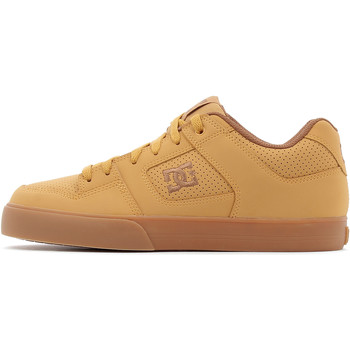 Chaussures Homme Baskets basses DC Shoes Pure Wheat/Dk Chocolate