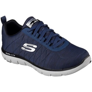 Chaussures Homme Baskets basses Skechers Flex Advantage 2.0 - Chillston AZUL