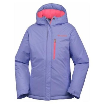 Vêtements Enfant Coupes vent Columbia ALPINE FREE FALL JACKET  VESTE JR BLUEBELL