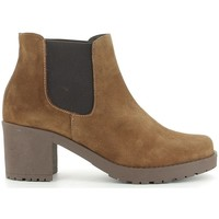 Chaussures Femme Bottines Bryan 208 Marron
