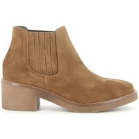 Chaussures Femme Bottines Bryan 105 Marron