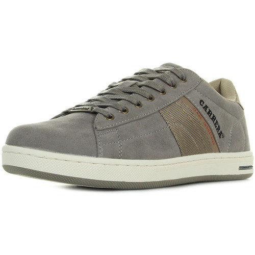 Carrera Play Ps Earth gris - Chaussures Baskets basses Homme