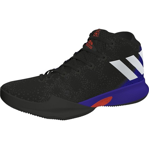 Chaussures Enfant Baskets montantes adidas Originals CRAZY HEAT J NEGRO