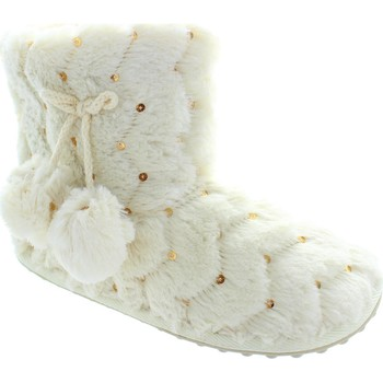 Chaussures Femme Bottines Rocket Dog Snowflake Starry blanc