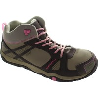 Chaussures Fille Baskets montantes Merrell Proterra Mid marron