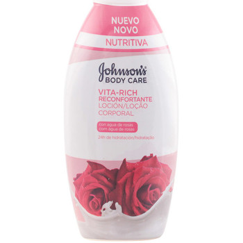Beauté Hydratants & nourrissants Johnson's Baby Vita-rich Reconfortante Rosas Loción Corporal  400 ml