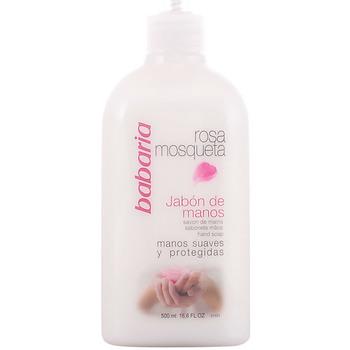 Beauté Produits bains Babaria Rosa Mosqueta Jabón De Manos  500 ml