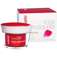 Beauté Femme Hydratants & nourrissants Babaria Rosa Mosqueta Antiarrugas Crema Facial  50 ml