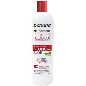 Beauté Produits bains Babaria Piel Atopica Aloe Vera Gel Douche 0%  600 ml