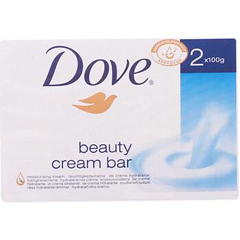 Beauté Produits bains Dove Savon Crema Hidratante Coffret 2 X 100 Gr