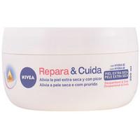 Beauté Hydratants & nourrissants Nivea Repara & Cuida Body Cream Piel Extra Seca